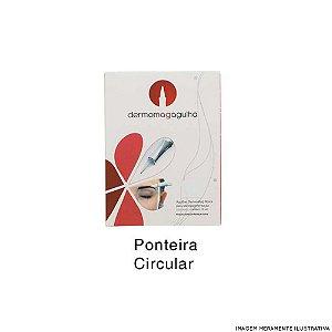 Caixa de Ponteiras Circulares 10 unid. - Dermomag