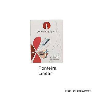 Caixa de Ponteiras Lineares 10 unid. - Dermomag