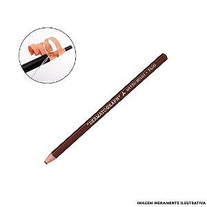 Lápis Dermatográfico Mitsubishi Marrom