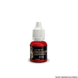 Vermelho Vivo Electric Ink - 8ml