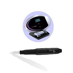 Kit Dermografo Elipse Cristal - Sharp 300 Pró