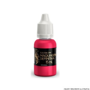 Pink Electric Ink  - 15ml