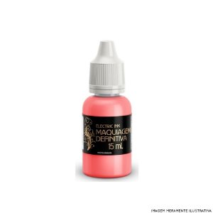 Rosa Claro Electric Ink  - 15ml