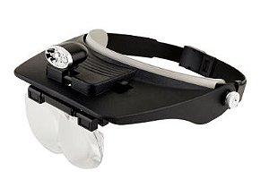 Lupa de cabeça SLC-1009 LED
