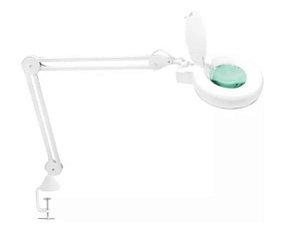 Lupa de Bancada LED HL-500 5D