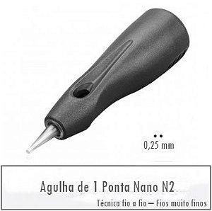Agulha de 01 Ponta Micro Linelle II