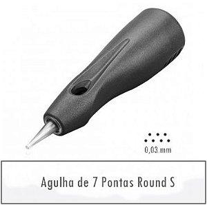Agulha de 7 Pontas Round S - Linelle II E0407