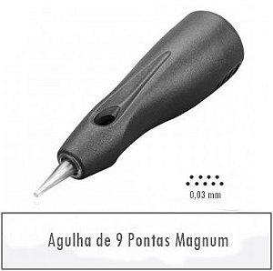 Agulha de 9 Pontas Magnum - Linelle II E0409
