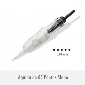 Agulha de 07 Pontas Power - Supreme E0257PA