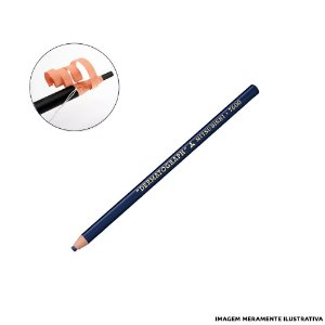 Lápis Dermatográfico Mitsubishi Azul