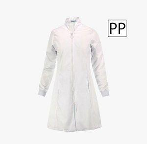 Jaleco Feminino Branco PP - Unik