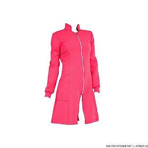 Jaleco Feminino Pink P - Newprene