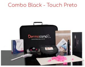 COMBO BLACK 300 TOUCH FULL - TOUCH PRETO