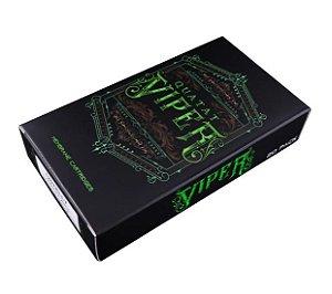 Caixa De Cartucho Universal Viper 3 pontas RL 030mm -20Unid