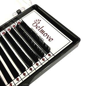 Cílios 7mm D 0.07 16 Fileiras - Belmove