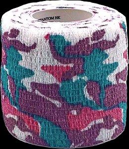 Fita Bandagem Flower Camo - 5cm x 4,5m