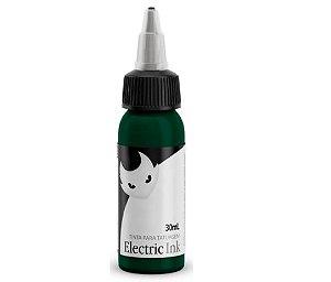 Tinta Para Tatuagem Electric Ink 30ml - Verde Esmeralda
