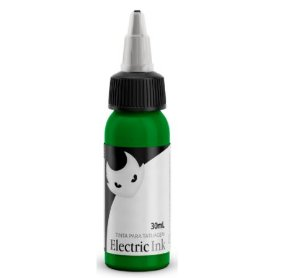 Tinta Para Tatuagem Electric Ink 30ml - Verde Claro