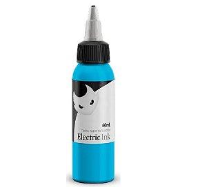 Tinta Para Tatuagem Electric Ink 60ml - Azul Bebê