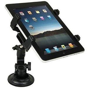 Suporte Veicular Universal c/ Ventosa p/ Vidros (Tables, GPS, eBooks)