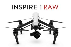 Drone DJI Inspire 1 RAW