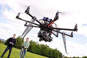 Treinamento Teórico e Prático - Drone School