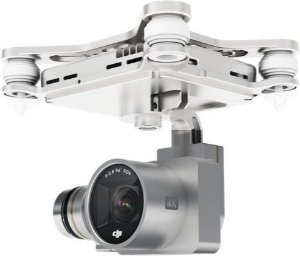 Câmera e Gimbal 4K para Phantom 3 Professional