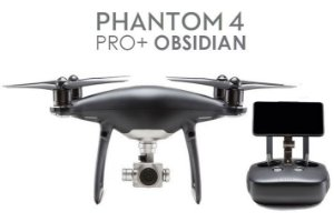 Drone DJI Phantom 4 Pro Plus - Obsidian