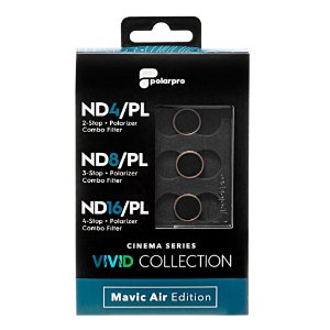 Filtro PolarPro - Mavic Air - Cinema Series - Vivid Collection
