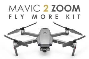 Drone DJI Mavic 2 Zoom - Fly More Kit