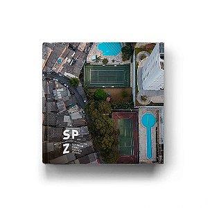 Livro Eixo Z - Fotos de SP com Drone