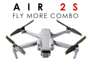 Drone DJI Air 2S - Fly More Combo