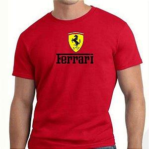 Camisa Ferrari Tradicional 475f7d39e2a0b