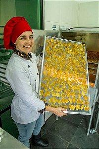 IMERSÃO - Curso de Desidratados - frutas & legumes - crackers - barrinha de cereais - granolas