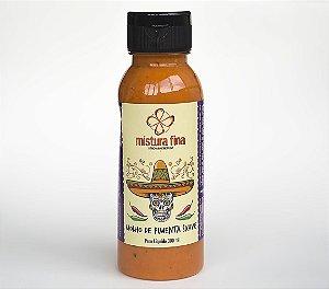 Molho de pimenta suave 300 ml - Atacado