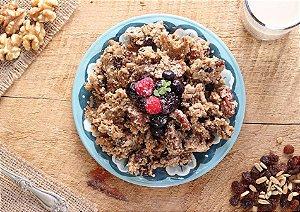 Curso de desidratados: frutas, crackers e barrinha de cereais e granola (inclui desidratador pequeno)