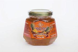 Caixa de Geleia de Abacaxi com Pimenta Mistura Fina 260 g - ATACADO