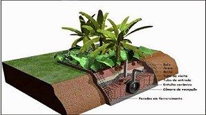 Bioconstrução - Curso de de fossas ecológicas
