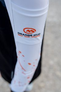 MANGUITO COM BOLSO ORANGE MUD BRANCO M