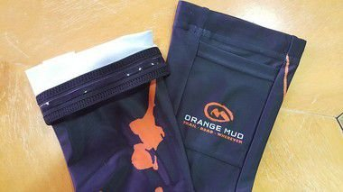 MANGUITO COM BOLSO ORANGE MUD PRETO G