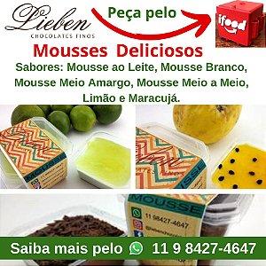 Mousse Lieben - Vários sabores