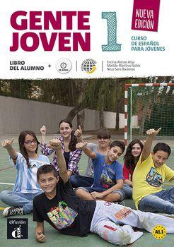 Gente Joven 1 - Livro del Alumno - 6º Ano
