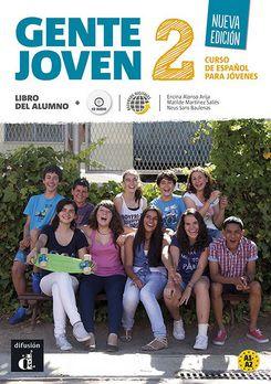Gente Joven 2 - Livro del Alumno - 7º Ano