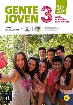 Gente Joven 3 - Livro del Alumno - 8º Ano