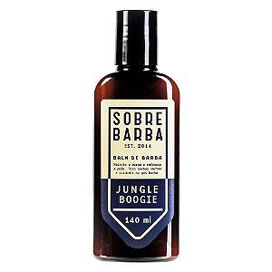 Balm de Barba Jungle Sobrebarba 140ml