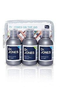 Kit On The Go Produtos de Cuidados Diários - Dr Jones