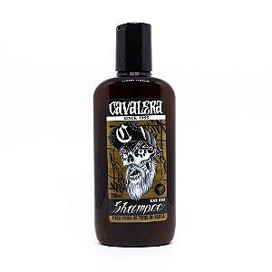 Shampoo para Barba Cavalera 200ml
