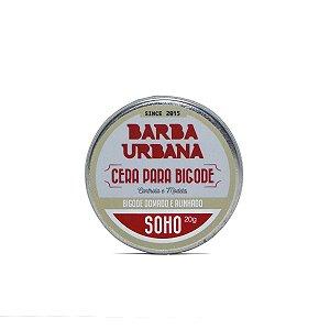 Cera de Bigode Soho Barba Urbana 20g