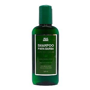 Shampoo para Barba Mato sem Coelho - Pelas Barbas 140ml