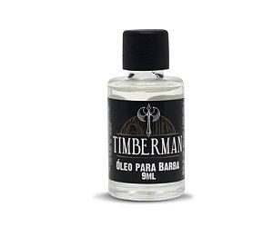 Óleo para Barba Timberman 9ml